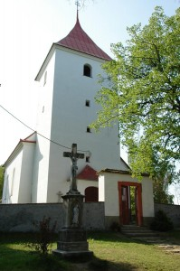 Kostel k Klokočí
